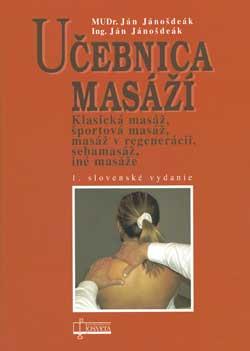 Učebnica masáží ján jánošdeák